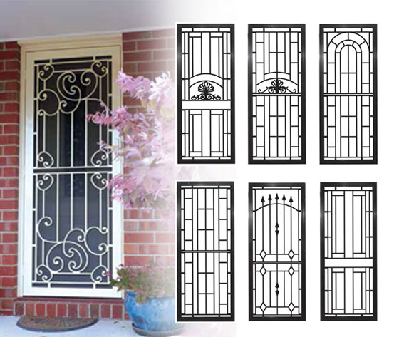 Security Doors For Every Home - Ultra Shutters | Ultra Shutters - Roller Shutter Specialists
