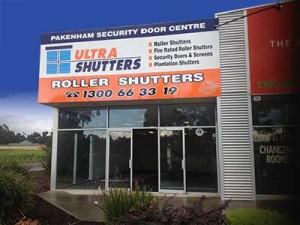 Roller Shutters Pakenham